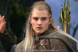 Elfy, takie jak Legolas, były szlachetne i dostojne.